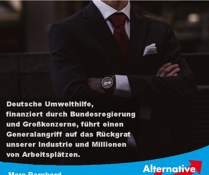 """""""Deutscher Umwelthilfe"""" das Handwerk legen"""