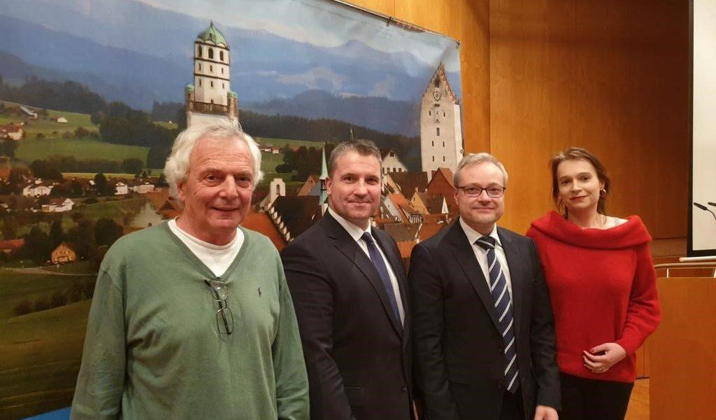 Infoveranstaltung des AfD-Kreisverbands Ravensburg mit meinem Kollegen Martin Hess