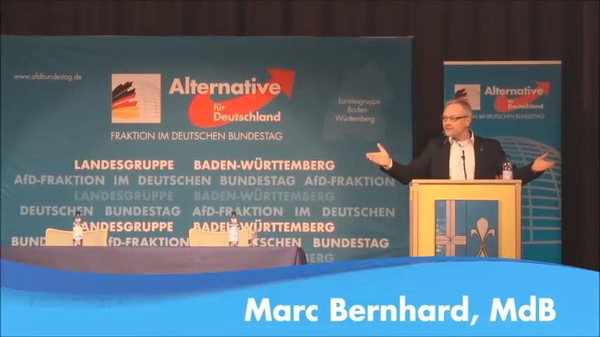 Die #AfD im #Bundestag - Bürgernahe Politik für Deutschland