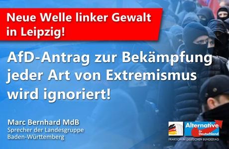 Extremismus-Prävention auf dem linken Auge blind: Welle linksextremer Gewalt in Deutschland