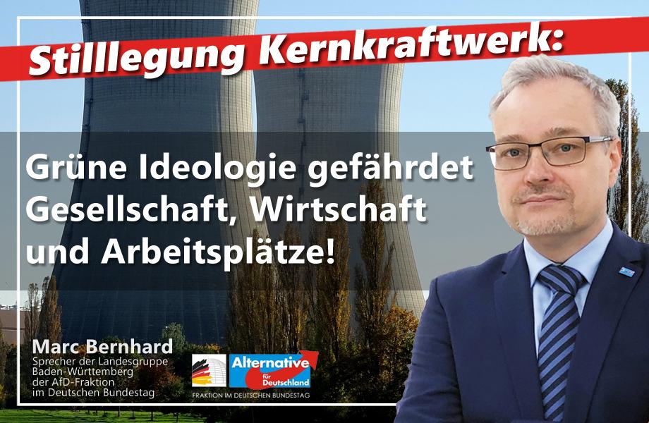 Sprengung Kühltürme KKW Philippsburg: Blackouts vorprogrammiert!