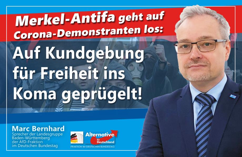 Freiheit und Demokratie in Lebensgefahr: Politisch motivierte Gewalt muss gestoppt werden!