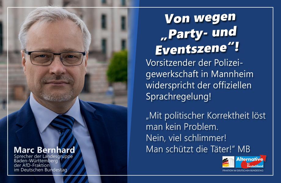 """Polizeigewerkschafter: Randalierer in Stuttgart """"überwiegend migrantische Jugendliche, Heranwachsende, aber auch Erwachsene""""!"""
