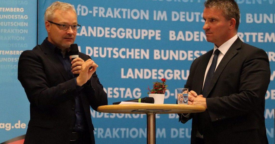 Großveranstaltung der Landesgruppe Baden-Württemberg