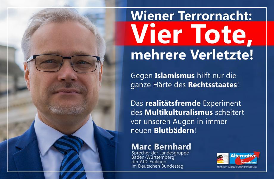 Anschlag in Wien