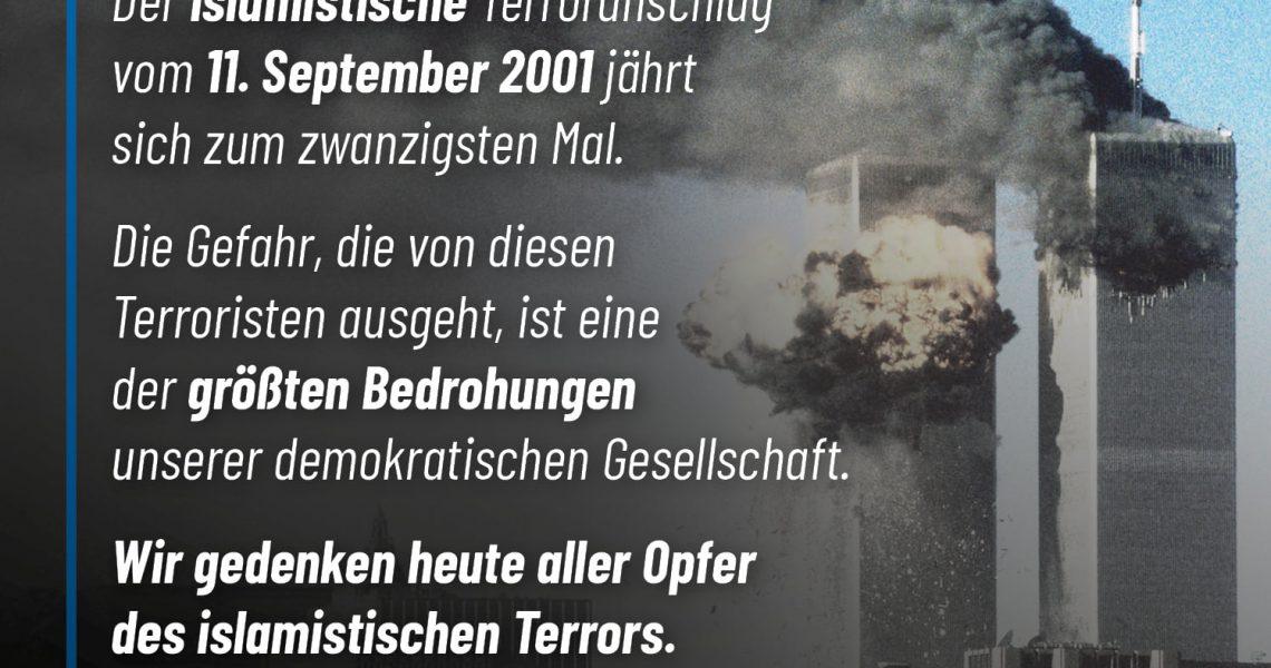 Islamismus bekämpfen. Ausbreitung des Islamismus in Deutschland verhindern!