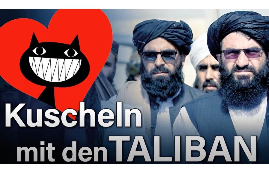 Kuscheln mit den Taliban